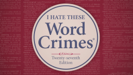 "Word Crimes (Lyric Video) - ""Weird Al"" Yankovic"