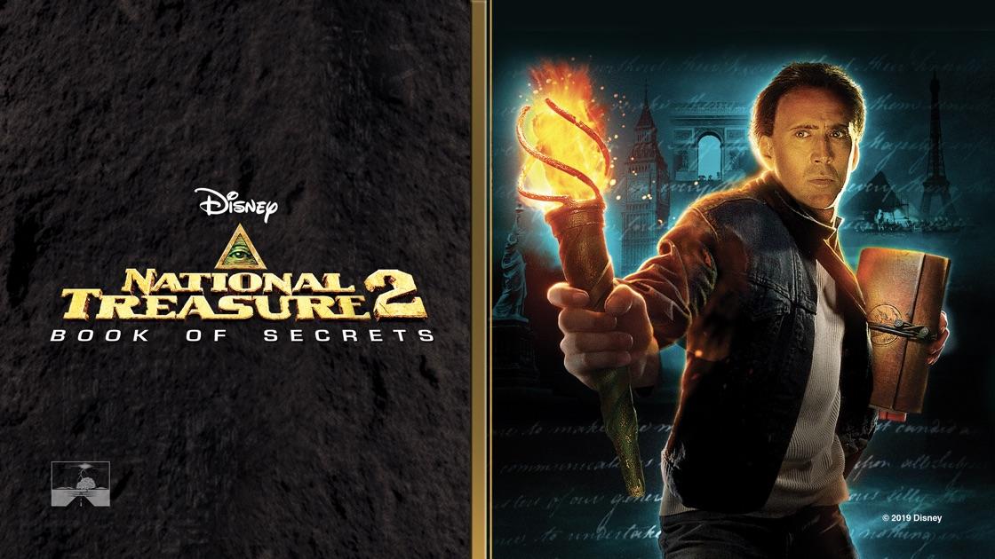 National Treasure 2 Book Of Secrets On Apple Tv