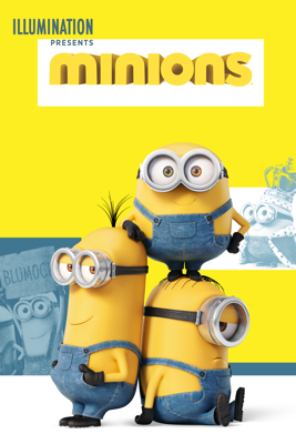 Pierre Coffin & Kyle Balda - Minions  artwork