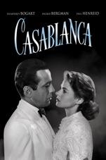 Capa do filme Casablanca