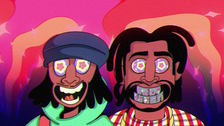 Lil Boat Feat Lil Yachty Remix Animated Video Von 88glam Auf