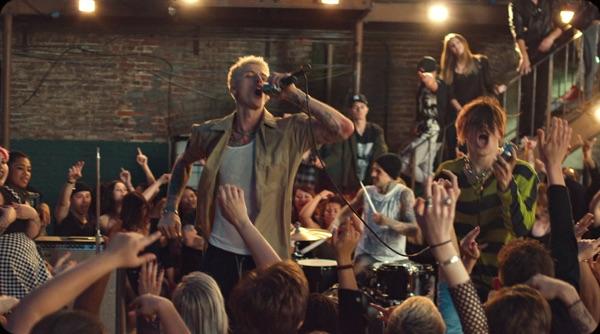 Machine Gun Kelly, YUNGBLUD & Travis Barker -  music video wiki, reviews