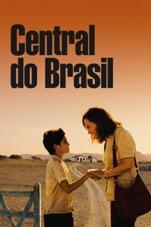 Capa do filme Central do Brasil
