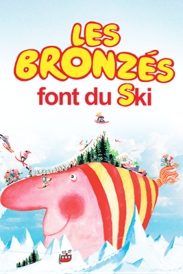 Patrice Leconte - Les bronzés font du ski illustration