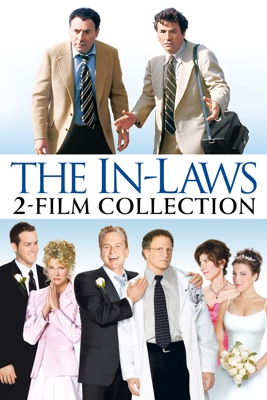 Poster for In-Laws, The (1979) / The In-Laws (2003) 2 Film Collection