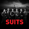 Suits - Thunder Away  artwork