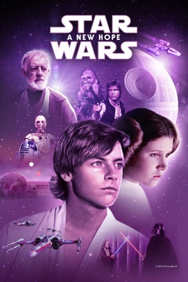 Star Wars A New Hope On Itunes