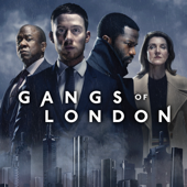 Gangs of London, Series 1 - Gangs of London Cover Art