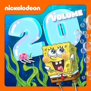 SpongeBob SquarePants: Tom Kenny's Top 20 on iTunes