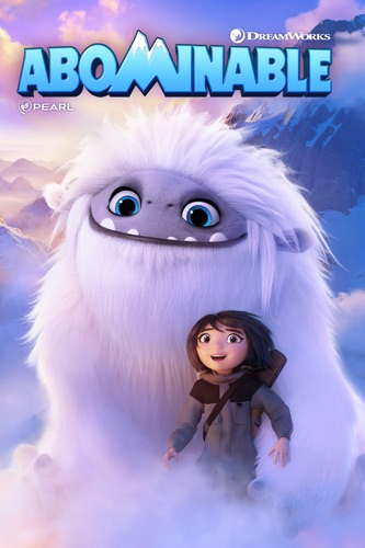 Abominable (2019) movie poster