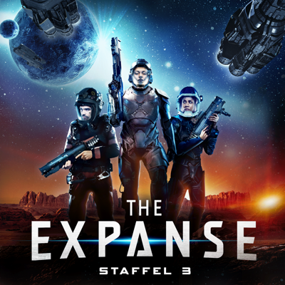 The Expanse (TV), Staffel 3 - The Expanse (TV)
