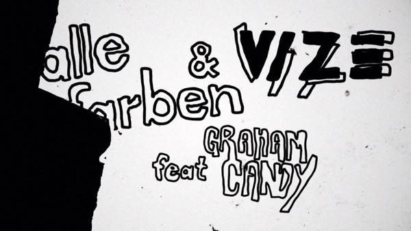 Alle Farben & Vize & Graham Candy Kids