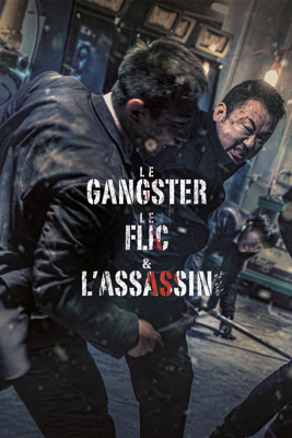 Won-tae Lee - Le Gangster, le Flic et l'Assassin illustration