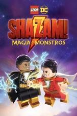 Capa do filme LEGO DC Shazam: Magia e Monstros