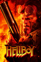 Neil Marshall - Hellboy artwork