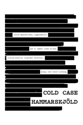 Cold Case Hammarskjöld - Mads Brügger