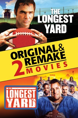 Poster for The Longest Yard (1974 & 2005)