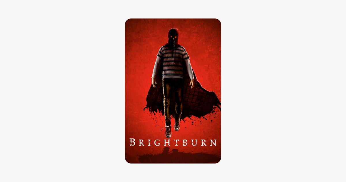 Brightburn on iTunes