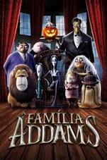 Capa do filme A Família Addams (2019)