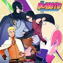 Boruto : Naruto Next Generations, Set 2