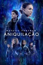 Capa do filme Aniquilação