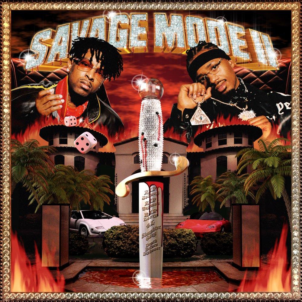 21 Savage x Metro Boomin – Savage Mode 2