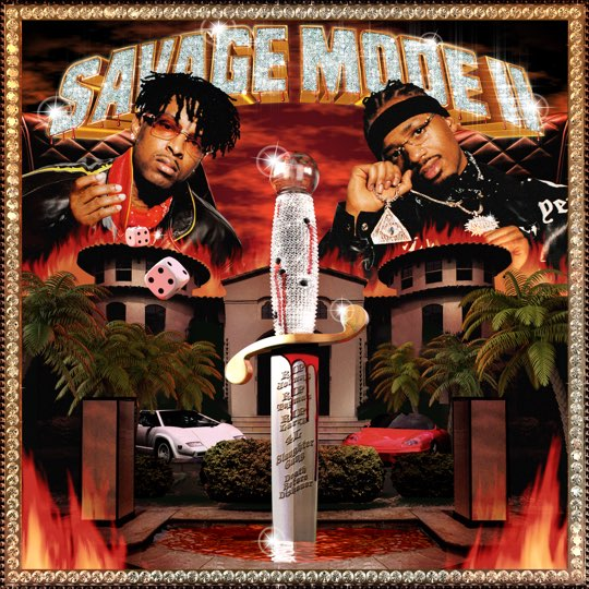 21 Savage – SAVAGE MODE II (2020) Music Album Download