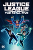 Justice League vs. the Fatal Five - Sam Liu
