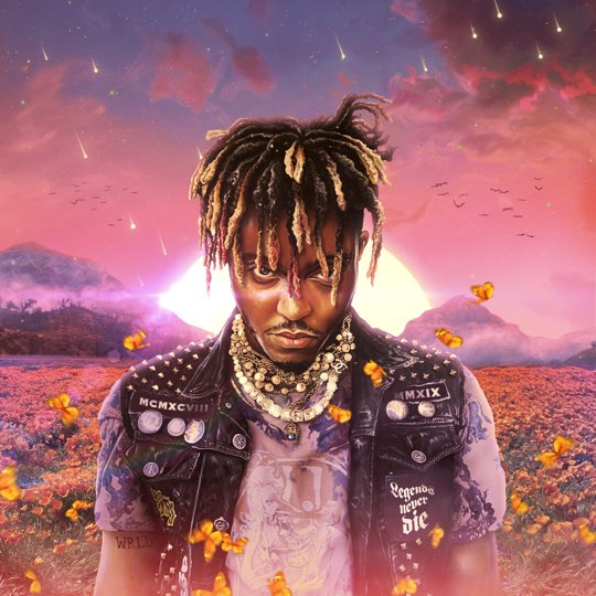 Juice WRLD – Legends Never Die (2020) Music Album Download