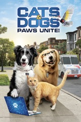 Cats & Dogs: Paws Unite!