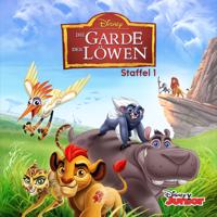The Lion Guard - Janjas neue Meute artwork