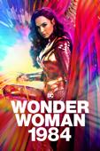 Wonder Woman 1984 - Patty Jenkins Cover Art