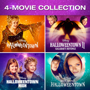 Halloweentown: 4-Movie Collection Synopsis, Reviews