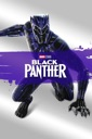 Affiche du film Black Panther (2018)