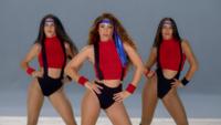 Black Eyed Peas & Shakira - GIRL LIKE ME artwork