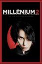 Affiche du film Millénium 2 : La fille qui rêvait d\'un bidon d\'essence et d\'une allumette