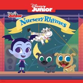 Disney Junior Music Nursery Rhymes, Vol  3 on iTunes