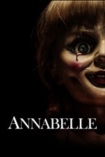 Capa do filme Annabelle