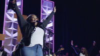 Tasha Cobbs Leonard - Release The Sound (Live At The Ryman, Nashville, TN/2020) artwork