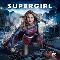 Supergirl - Krise auf Erde X artwork