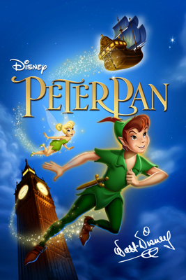 Peter Pan (1953) HD Download