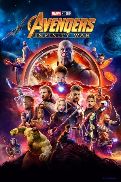 avengers infinity war abspann