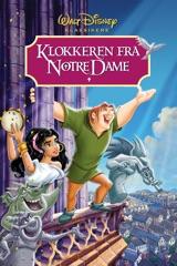 Klokkeren Fra Notre Dame (Dansk tale)