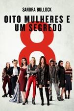 Capa do filme  Oito Mulheres e um Segredo