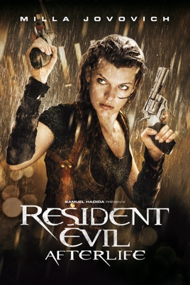Resident Evil Afterlife On Itunes