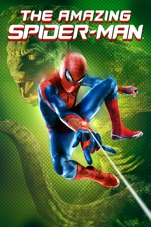 Capa do filme The Amazing Spider-Man