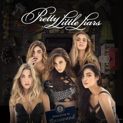 Pretty Little Liars, The Complete Series - Pretty Little Liars