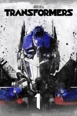Capa do filme Transformers