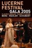 Alban Berg, Gustav Mahler, Franz Schubert, Renée Fleming, Lucerne Festival Orchestra, Claudio Abbado & Paul Smaczny - Lucerne Festival 2005 - Gala Concert - Claudio Abbado & Renée Fleming  artwork