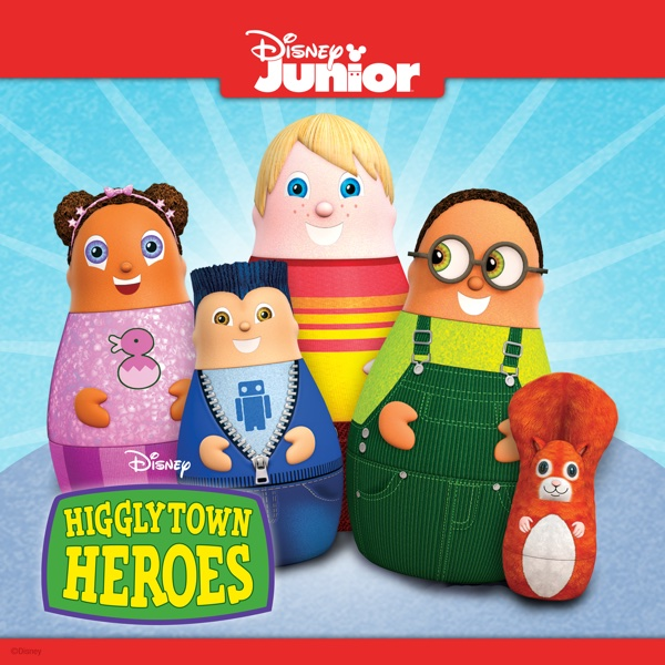 Higglytown Heroes: Catch Up with Ketchup